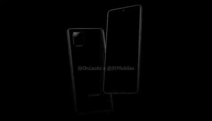 Samsung Galaxy Note 10 Lite (Galaxy A81) terá conector de áudio de 3,5 mm 1