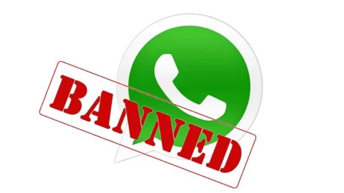 WhatsApp, Facebook Messenger e Instagram podem em breve ser banidos 1