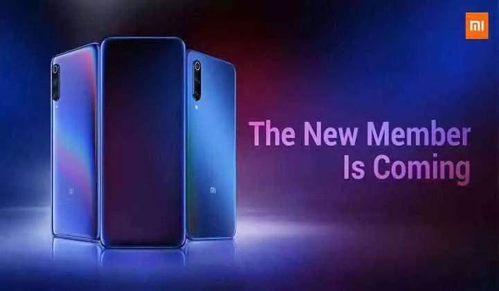 Xiaomi Mi 9T em destaque