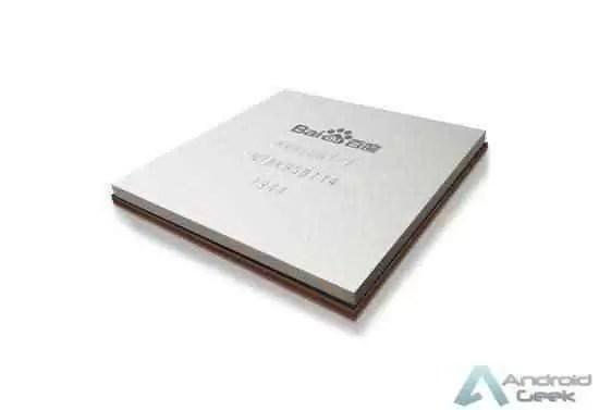 Baidu Kunlun é o primeiro Chipset que nasce da cooperação Baidu e Samsung 1