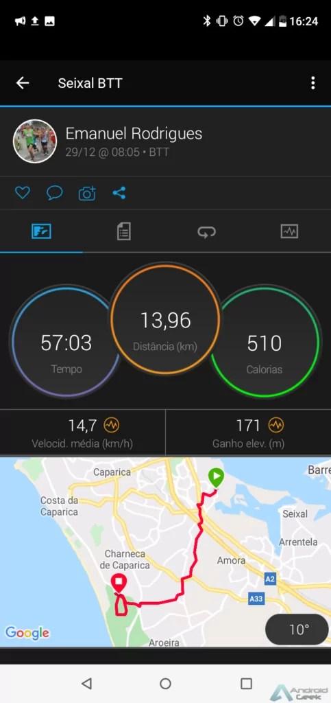 Prepare uma maratona com a Garmin 3