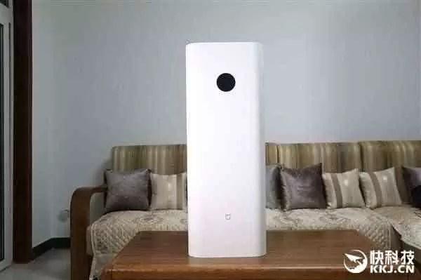 Xiaomi celebra vendas de 10 milhões de unidades do purificador de ar MIJIA em 5 anos 1