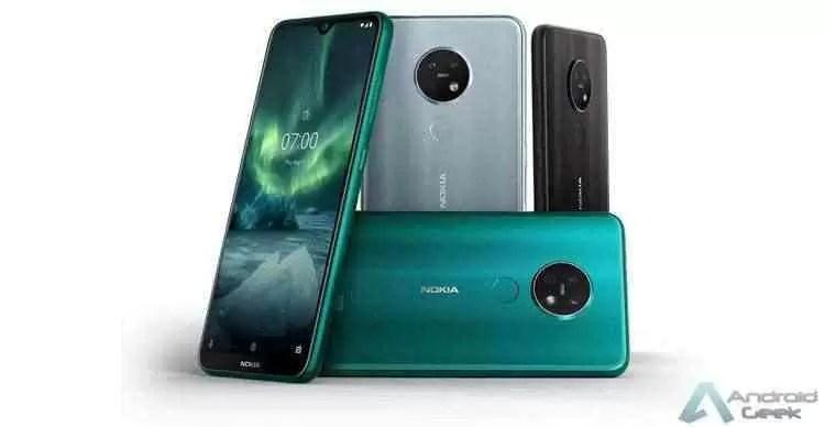 Nokia 7.2 avaliado pela DxOMark, faz 78 pontos 1