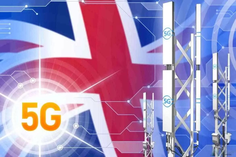 Reino Unido lançará 5G sem comprometer a segurança nacional, diz Boris Johnson 1