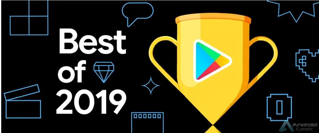 Prémios Melhor de 2019 do Google Play, encabeçados por Call of Duty: Mobile e Glitch Video 1