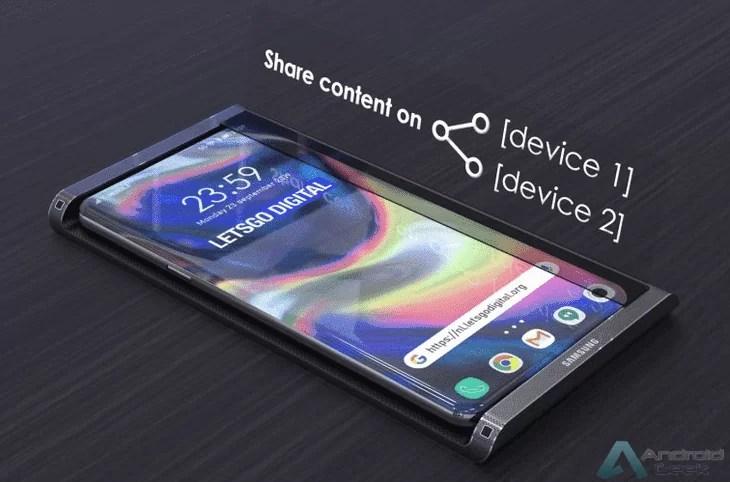 Samsung formaliza pedido de 2 novas marcas registadas para interacção com Smart TVs 1