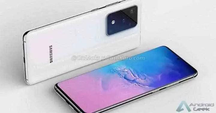 Samsung Galaxy S20 e Fold 2 serão revelados a 11 de fevereiro 2