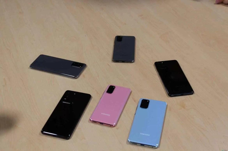 Galaxy S20 , S20+ e S20 Ultra oficializados! Especificações, preços e data de comercialização 11
