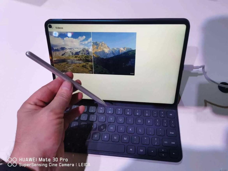 Hands On e primeiras impressões Huawei MatePad Pro 5G 5