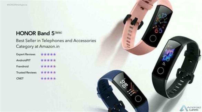 Smartphones e wearables Honor estão no Top 5 em vários países 4