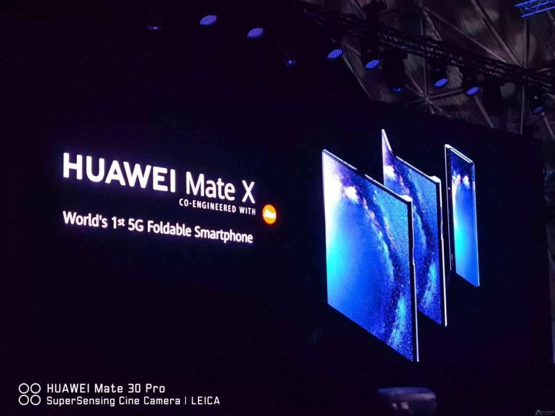 Huawei Mate Xs já está à venda em Portugal 2