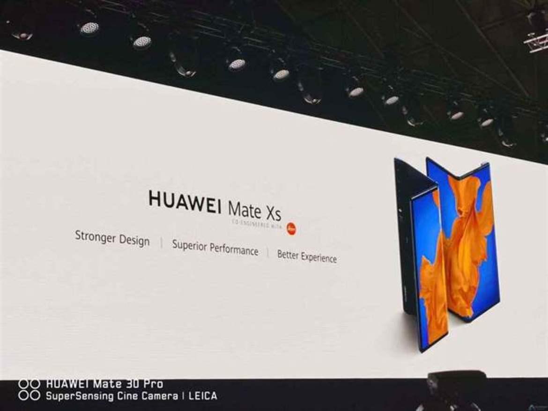 Huawei Mate Xs já está à venda em Portugal 3