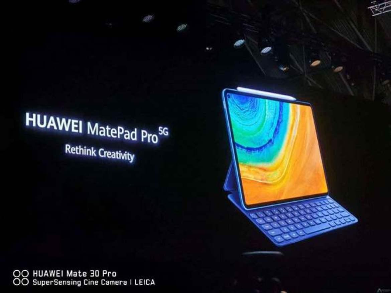 Huawei apresenta armas para 2020 e todas chegam a Portugal. Mate XS incluido 6