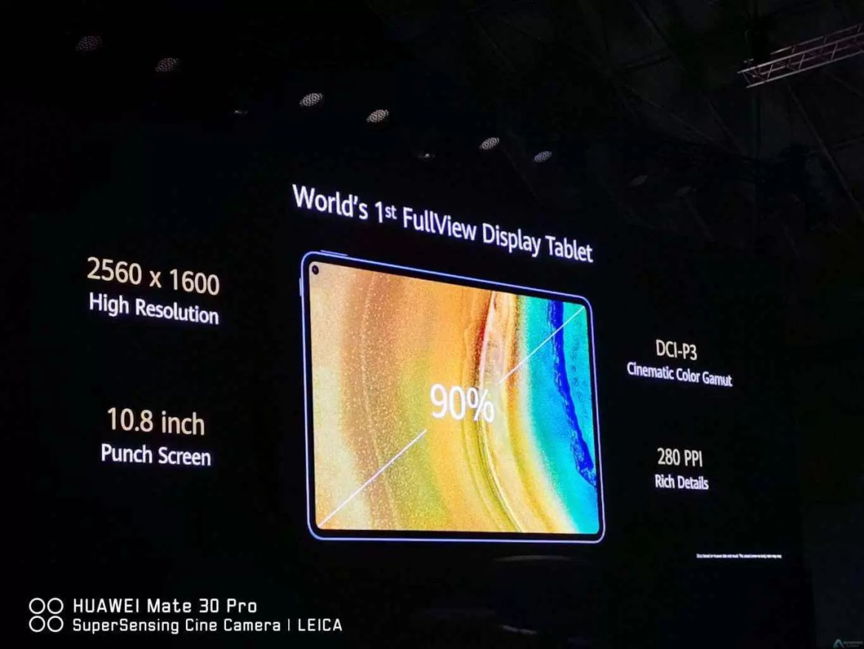 Huawei apresenta armas para 2020 e todas chegam a Portugal. Mate XS incluido 7