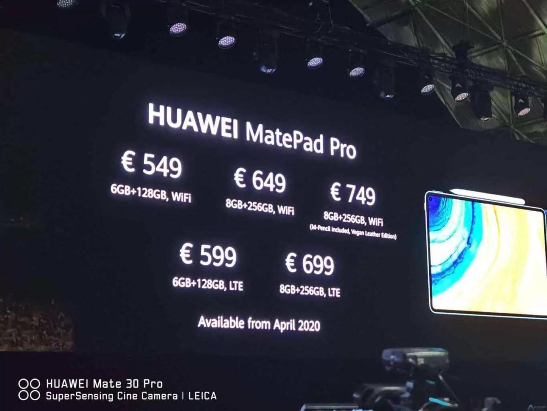 Huawei apresenta armas para 2020 e todas chegam a Portugal. Mate XS incluido 11