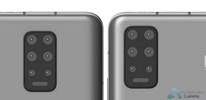 Huawei patenteia smartphone com 8 câmaras, será o Huawei Mate 40 Pro? 1