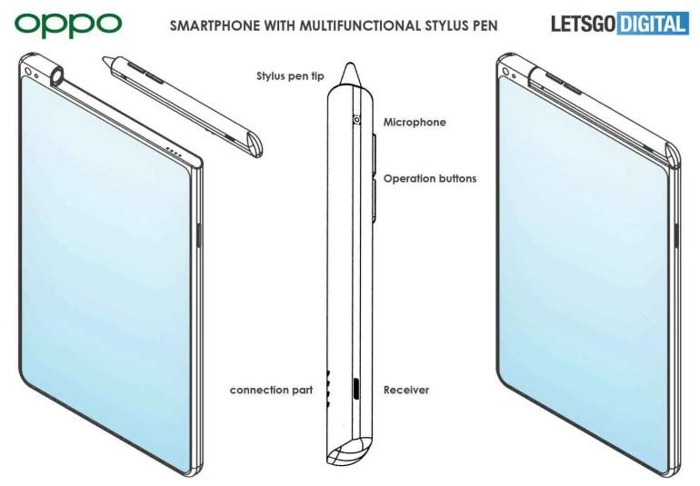 Caneta Stylus para Smartphone