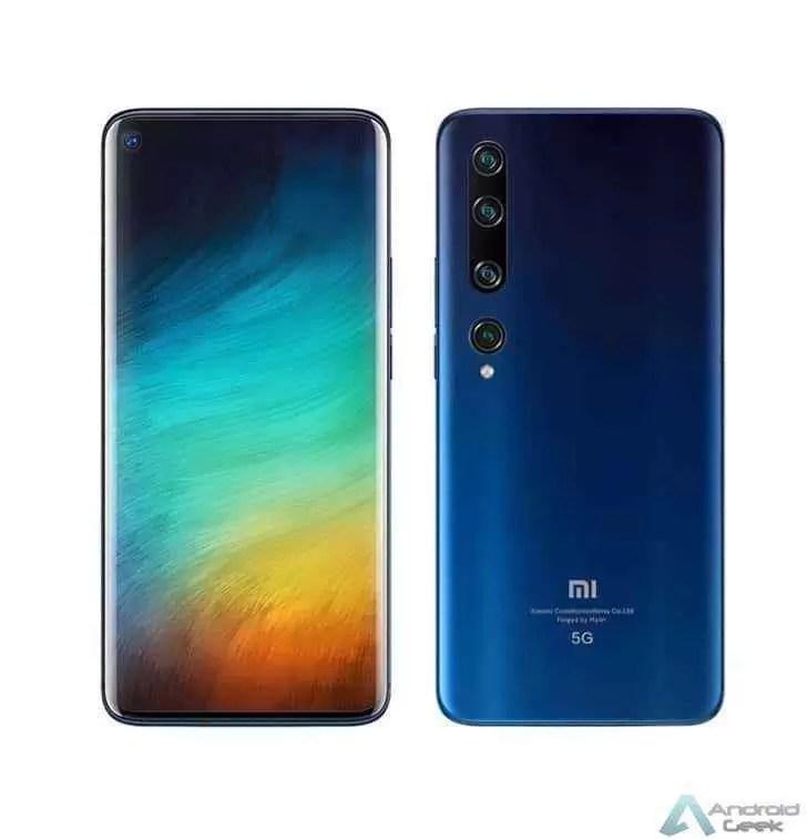 Wow! Pontuação AnTuTu do Xiaomi Mi 10 Pro excede 600.000 pontos 1