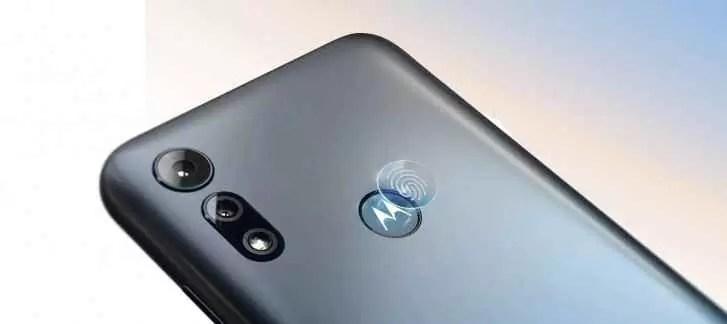 Motorola lança um novo Moto E6s com ecrã HD de 6,1 '' para o mercado básico