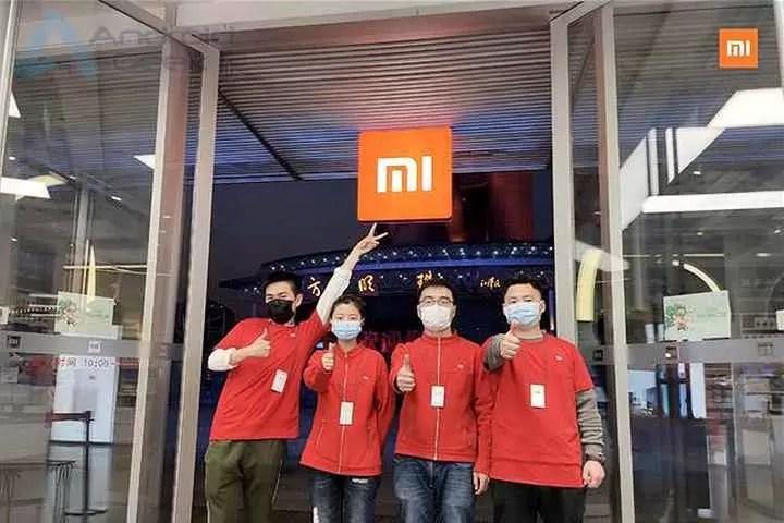 Capacidade de produção das fábricas da Xiaomi restabelecida para 80% 1