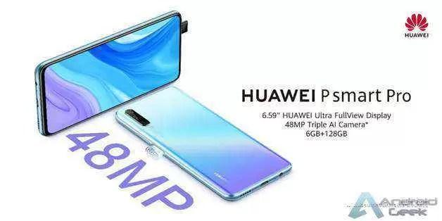 Huawei P Smart Pro chega às lojas em Portugal 2