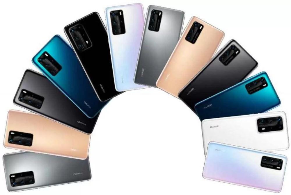 Série Huawei P40 apresentada oficialmente com tudo a que temos direito! 19
