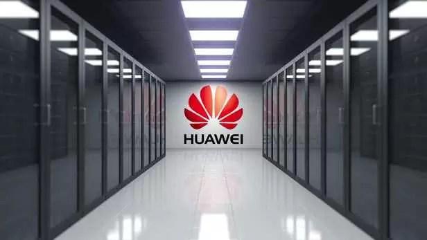 Empresas Huawei Huawei proibição