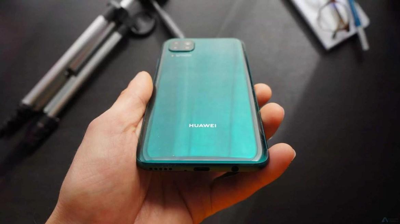 Análise HuaweiP40 Lite - A vida sem os serviços da Googleé boa 4