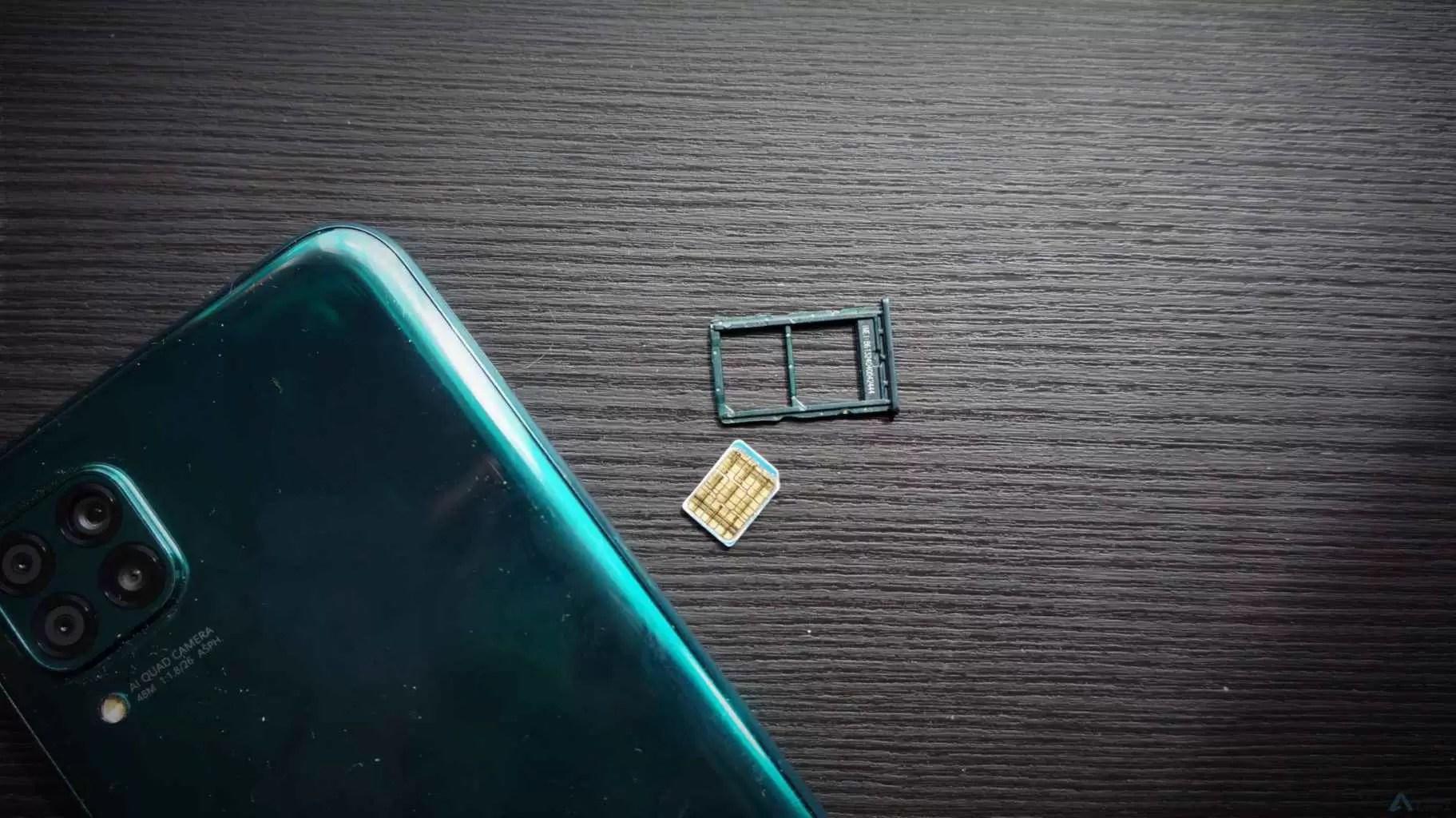 Huawei P40 Lite nhận được bản cập nhật bảo mật EMUI tháng 4 1