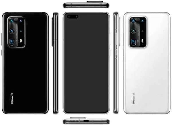 Huawei P40 Pro Hongqi Edição limitada