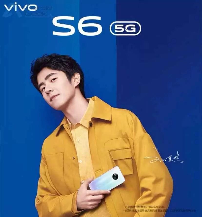 Primeiras imagens do vivo S6 5G finalmente reveladas, terá câmara de 48 MP 1