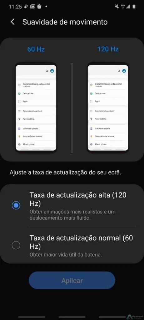 Análise Samsung Galaxy S20. O compacto de topo 13