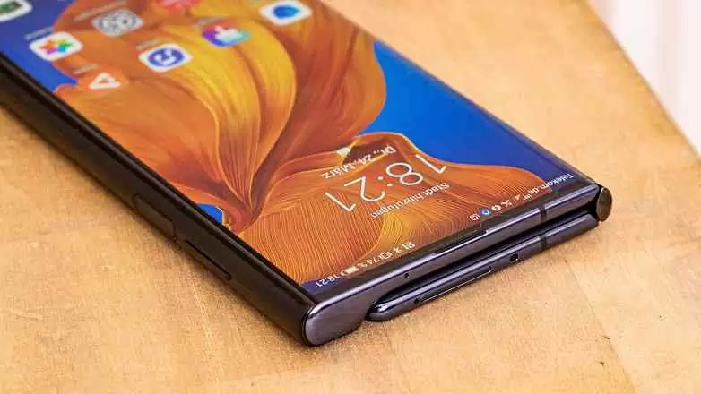 AndroidPIT huawei mate xs top iso