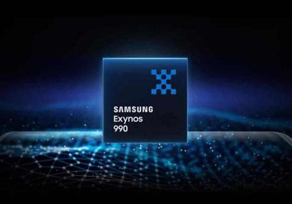 Samsung Exynos 990 em destaque