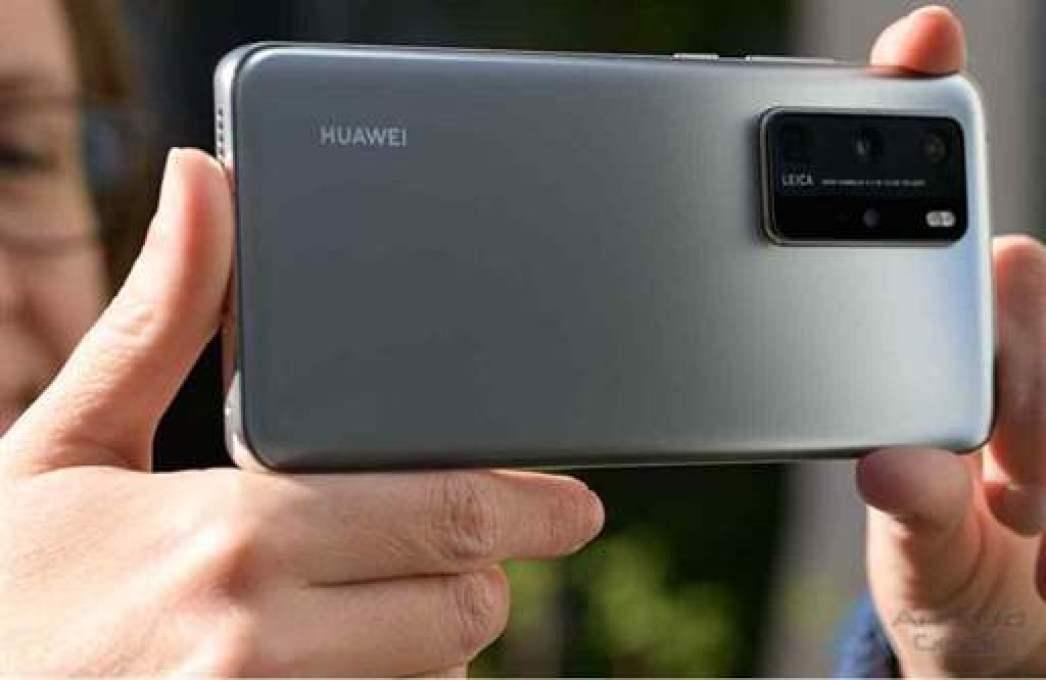 Série Huawei P40, vai receber grande atualização com modo AI 50MP fotos incríveis em alta resolução 1
