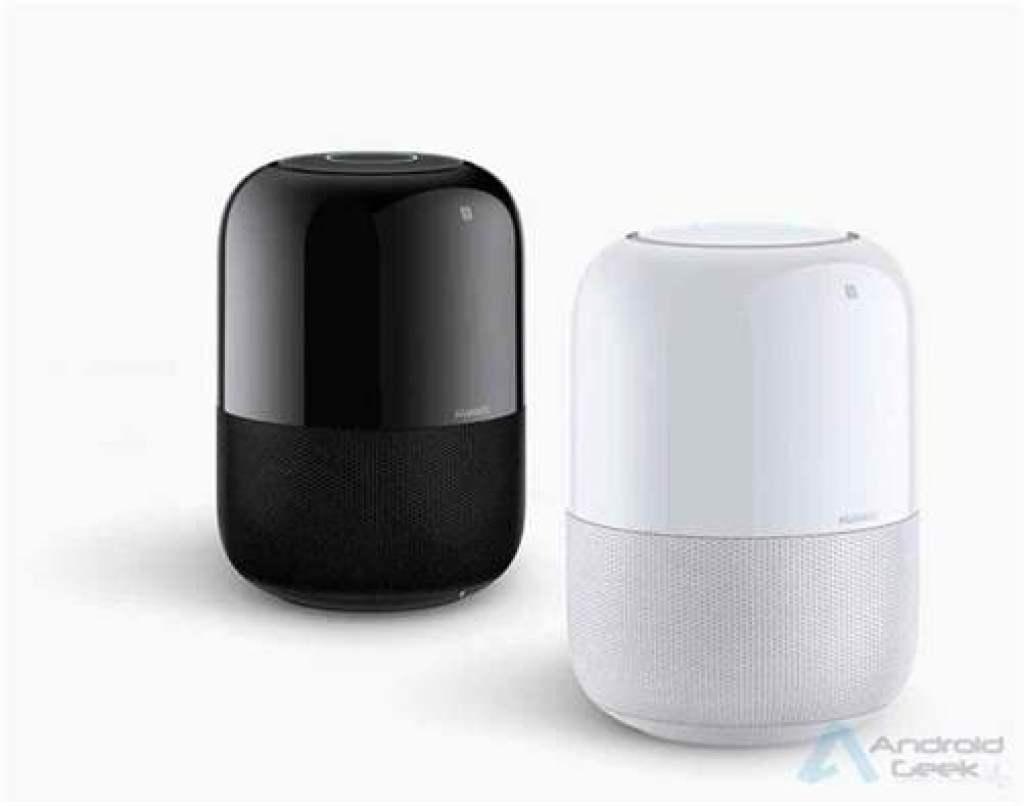 Huawei lança AI Speaker 2 com bateria embutida e transmissão do áudio com um toque 2
