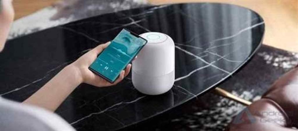 Huawei lança AI Speaker 2 com bateria embutida e transmissão do áudio com um toque 3