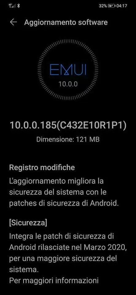 Huawei Mate 20 Lite recebe atualização de segurança EMUI de março 1