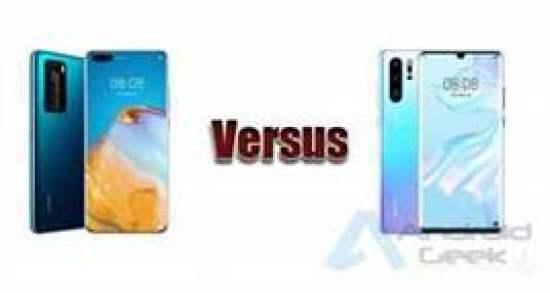 Huawei P40 Pro vs Huawei P30 Pro: o que mudou 1