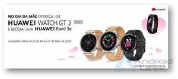 Huawei Watch GT 2: o relógio inteligente indicado para mães com uma vida ativa 1