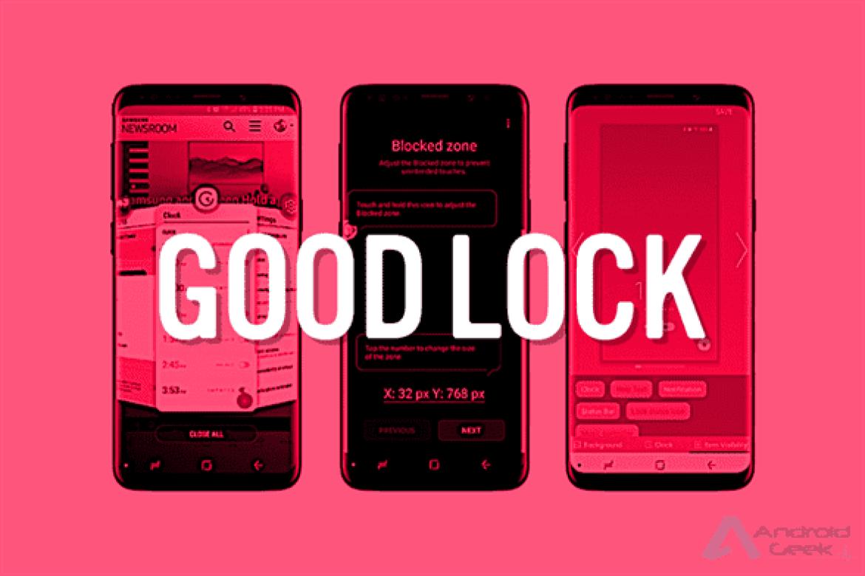 Samsung Good Lock recebe personalização adicional com novo módulo 1