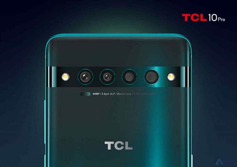 TCL expande a sua gama de telefones com a série TCL 10 3