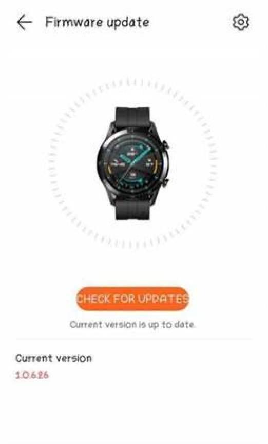 Huawei Watch GT 2 recebe atualização de recurso SpO2 1
