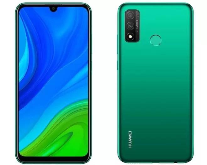 Huawei P Smart 2020 faz a estreia na Europa 2