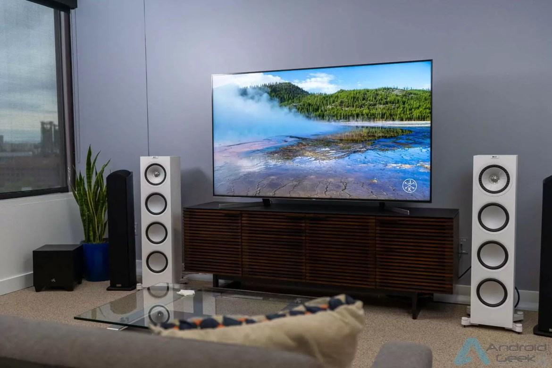 Sony desenvolveu uma nova aplicação de AR para vender TVs 1