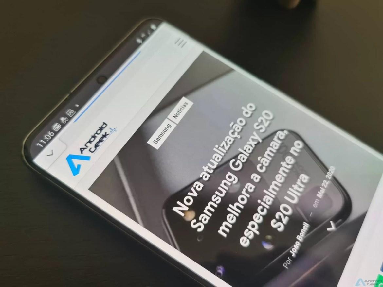 Análise Samsung Galaxy S20 Ultra: O poder dos números 3