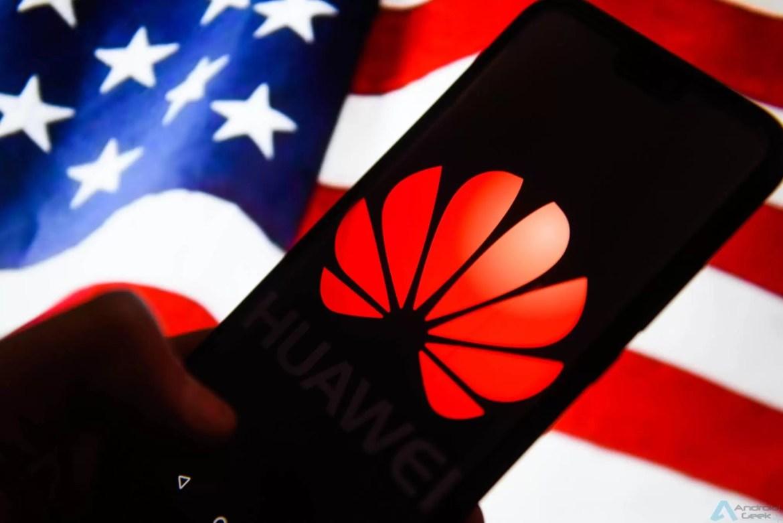 """China pede aos EUA que parem os ataques """"irracionais"""" à Huawei 1"""