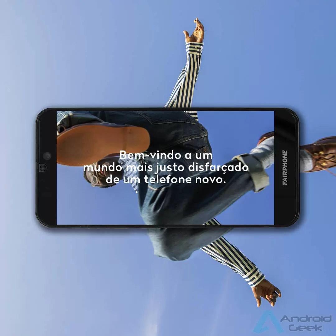 Fairphone 3 – um smartphone sustentável e modular está disponível na NOS 1