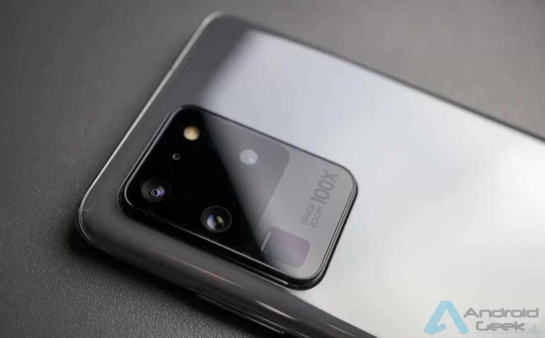 Nova atualização do Samsung Galaxy S20 melhora a câmara, especialmente no S20 Ultra 1