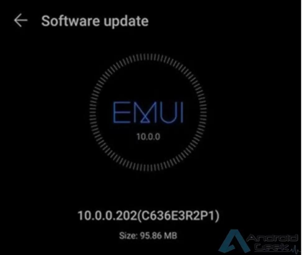 Huawei P30 Lite começa a receber atualização de segurança EMUI de abril 2